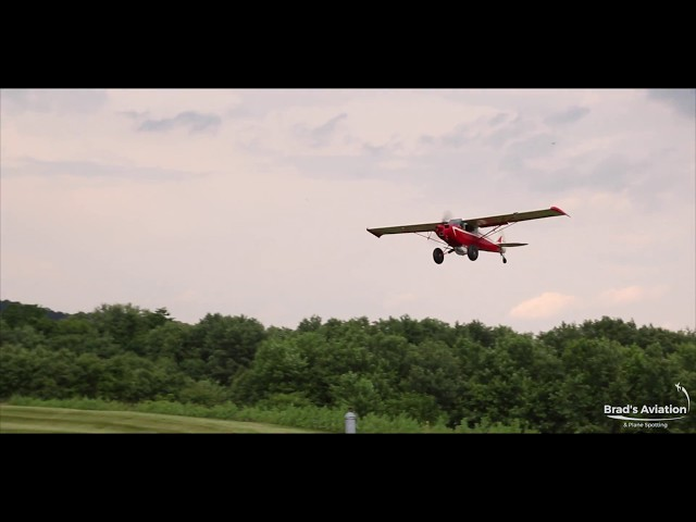 Sentimental Journey Fly-in 2017 - William T. Piper Memorial Airport - Lock Haven, PA