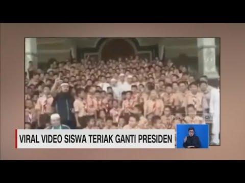 Viral! Video Siswa Teriak Ganti Presiden, Gus Ipul Geram