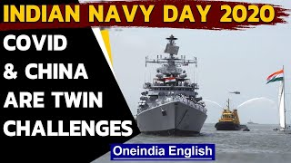 Indian Navy Day 2020: The new challenges 2020 has brought | Oneindia News