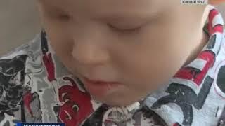 видео Ваня Фокин: выживший после магнитогорской трагедии 10-месячный малыш пришел в себя