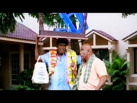 Vadivelu Comedy | Kaalam Maari Pochu Movie...