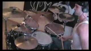 "Gizmachi ""People Show"" drums by John Hoffman"