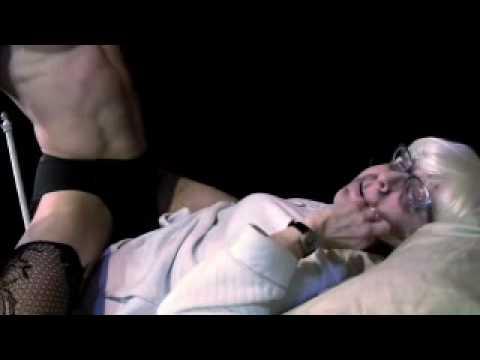 Old Lady Gaga - Alejandro (Funny Parody)