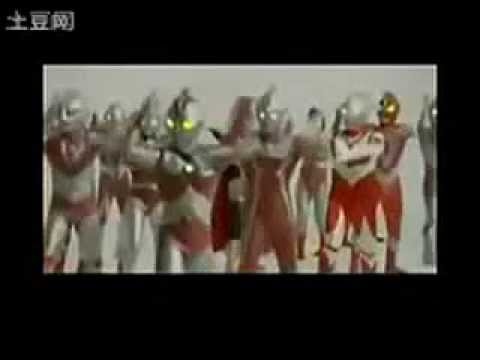 Beat It Ultraman Pop Dance