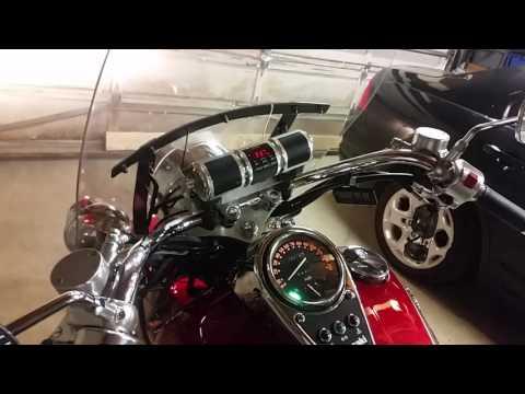 12 volt motorcycle radio from ebay