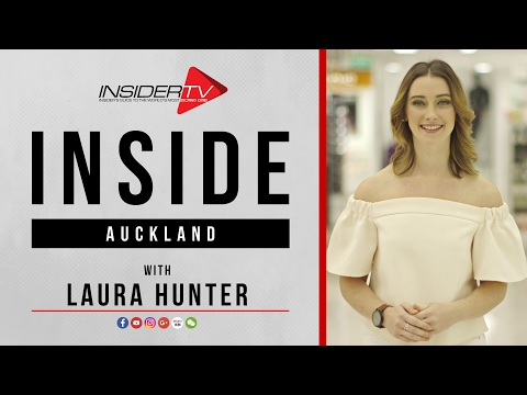 INSIDE Auckland with Laura Hunter | Travel Guide | February 2017