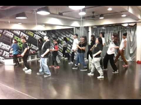 20130124 阿爆Hiphop初級@IP Dance Skool