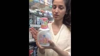 Обзор японский шампунь-пенка KEWPIE детский : отзыв, цена в Москве