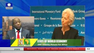 Network Africa: Business Correspondent Speaks On State Of The World Economy