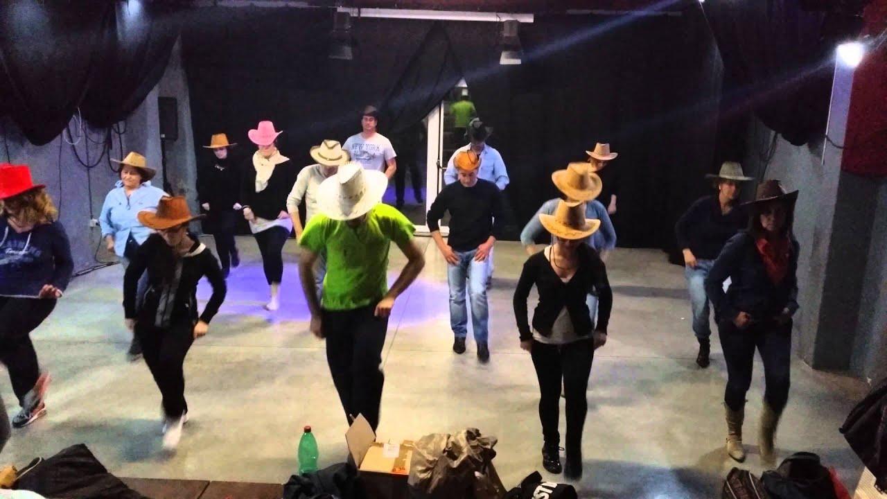 Balli di Gruppo - Dusty men - Dance & Fitness