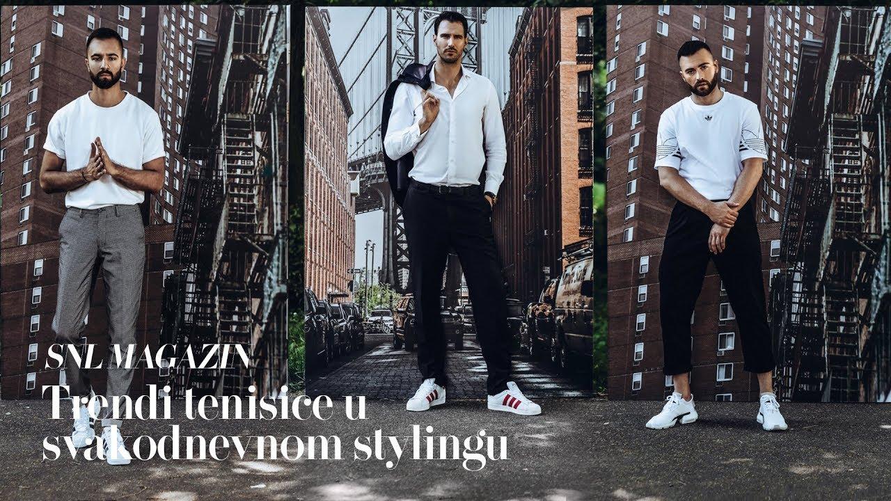 Kako uklopiti trendi tenisice u svakodnevni styling | SNL MAGAZIN