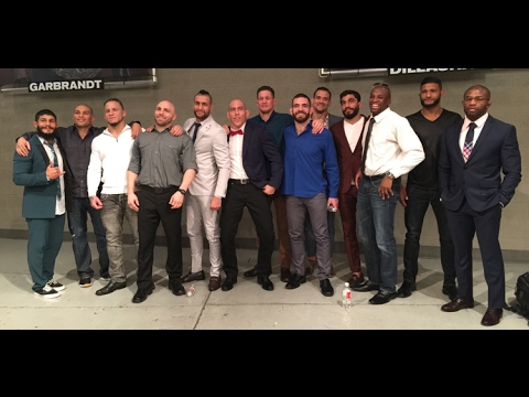 The Cast of The Ultimate Fighter, Season 25