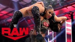 Ruby Riott & Bianca Belair vs. The IIconics: Raw, July 13, 2020
