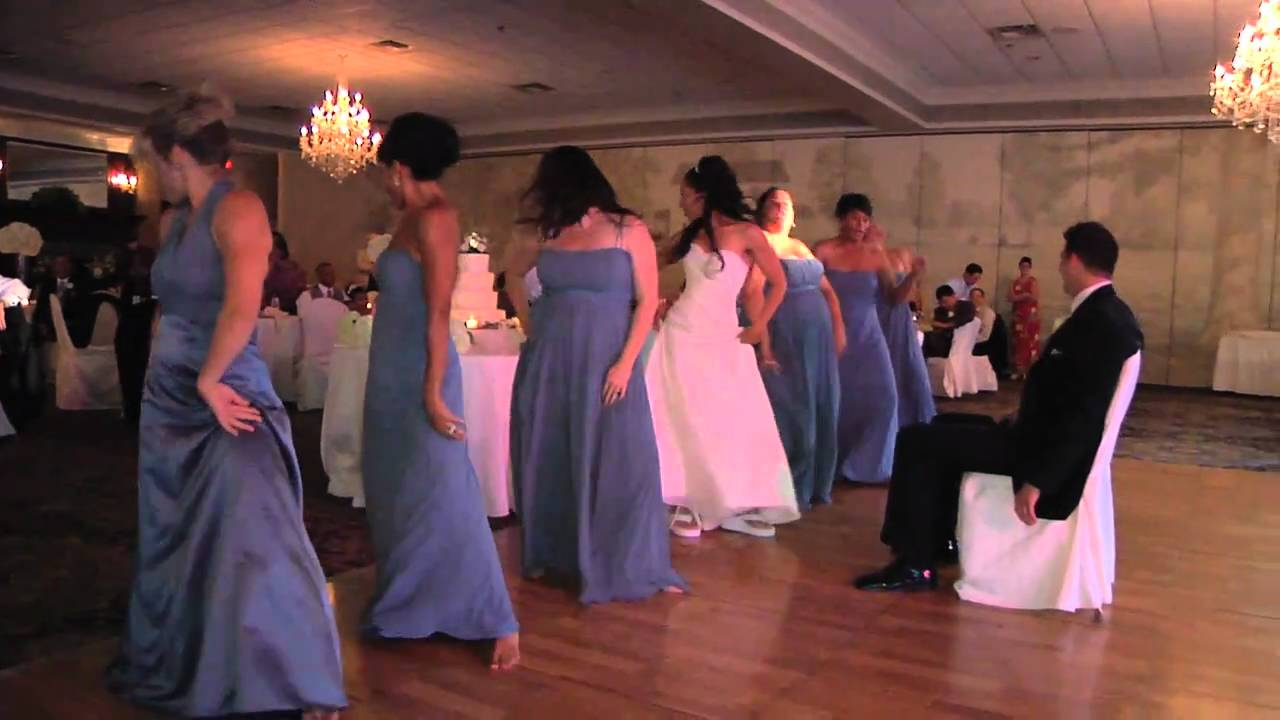 Surprise Gift For Groom On Wedding Day: Stuntwoman Bride Surprises Groom With Wedding Dance