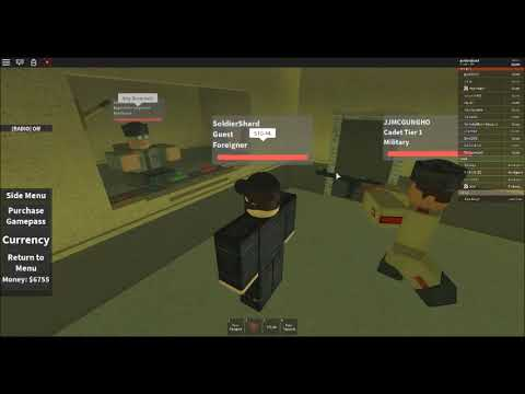 Papers Please Military Group Roblox Roblox Irf Papers Please Entry Into The City By Shardrogue