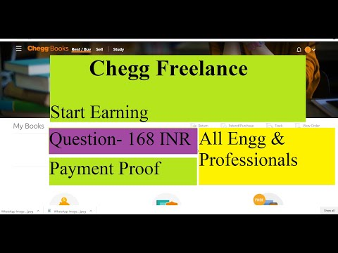 Freelance Work (Job for all professionals)