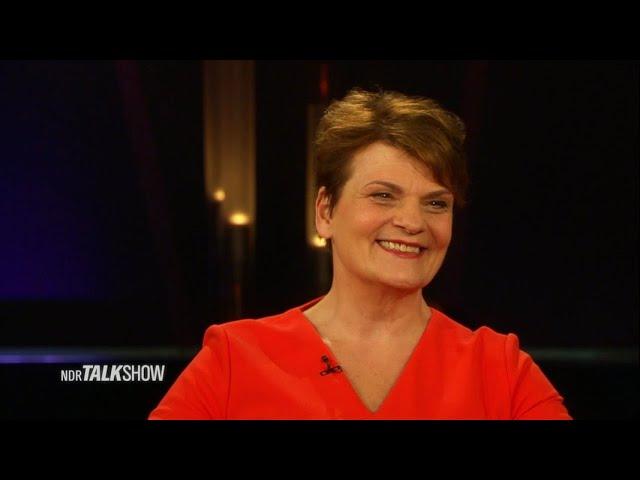 Gayle Tufts wirft einen Blick auf die kommende US-Wahl   NDR Talk Show   NDR