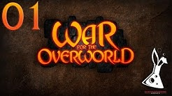 War for the Overworld Let's Play - [Part 1]