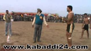 Repeat youtube video India Vs Pakistan Kabaddi (sikandarpur) cup 2014