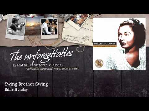 Billie Holiday - Swing Brother Swing