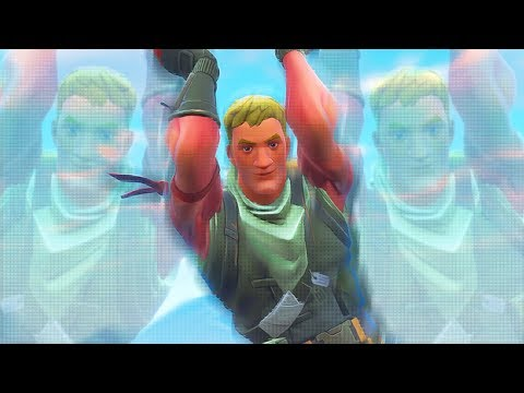 Carried By Default Skin In Fortnite Very Emotional Whos Chaos