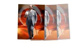 29 Ekim Cumhuriyet Bayrami / Büyük Kurtarıcıya Şükran ve Minnetle ღ Sarı Saçlım Mavi Gözlüm...