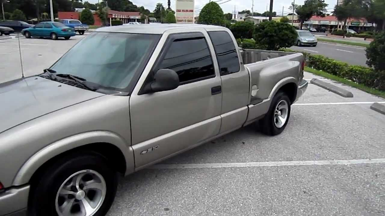 All Chevy 1998 chevy s-10 : SOLD 1998 Chevrolet S-10 LS Meticulous Motors Inc Florida For Sale ...