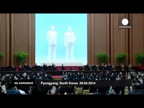 First Imperial parliamentary assembly in Pyongyang with Dark Lord Kim Jong-un