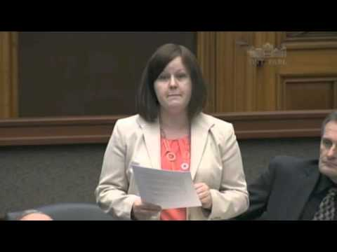 Sarah Campbell, MPP, Asking Why Government In Delaying Mining Projects In Rainy River Area