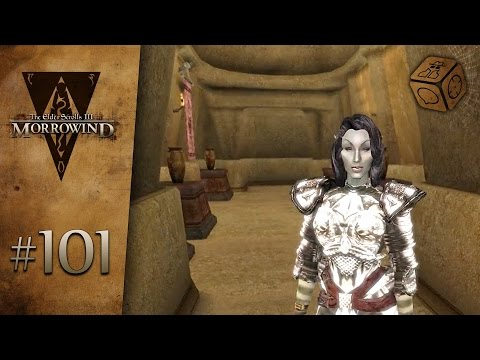 A common tomb raider - Let's Play Morrowind Modded #101
