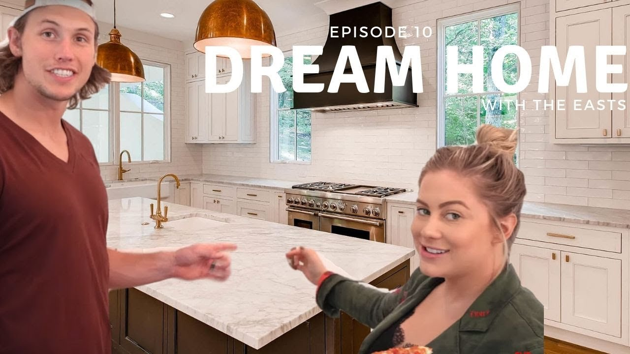 dream home kitchen. | the east family