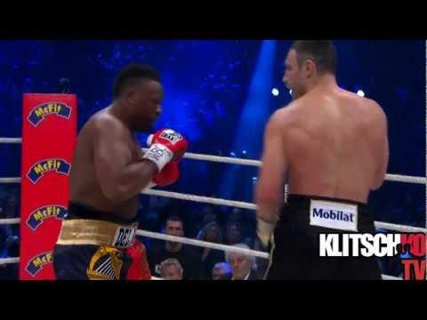 Vitali Klitschko vs Dereck Chisora (Highlights)
