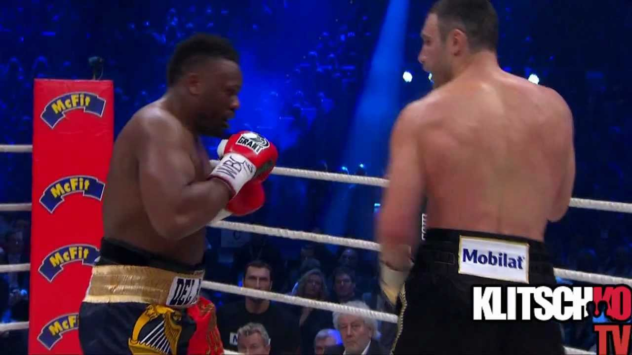 Vitali Klitschko vs Dereck Chisora (Highlights)