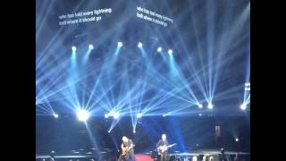 Chris Tomlin -  Indescribable   Live at Corpus Christi 10/24/15