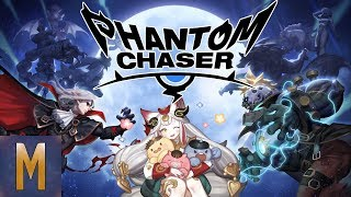 AWESOME NEW MOBILE RPG! - Phantom Chaser (Android & iOS 2017)