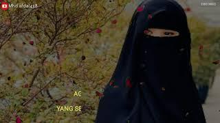 Gambar cover Deen salam lagu nissa sabyan Wanita Bercadar Baper