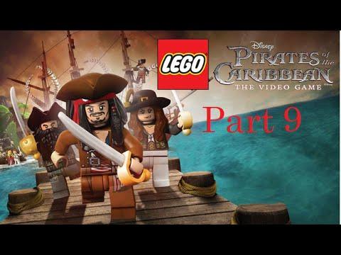 Lego Pirates of the Caribbean : Isla Crues Part 9 |