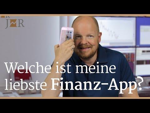 Welche ist meine liebste Finanz-App?