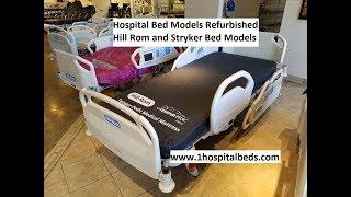 Hospital Bed Models Refurbished