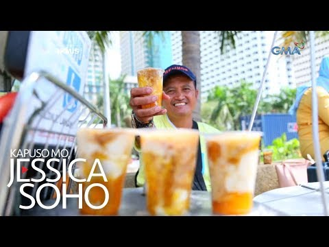 Kapuso Mo, Jessica Soho: The Mango Graham craze is on!
