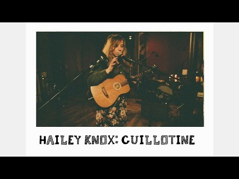 Guillotine by Jon Bellion (Cover by Hailey...
