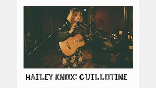 Guillotine by Jon Bellion (Cover by Hailey Knox)