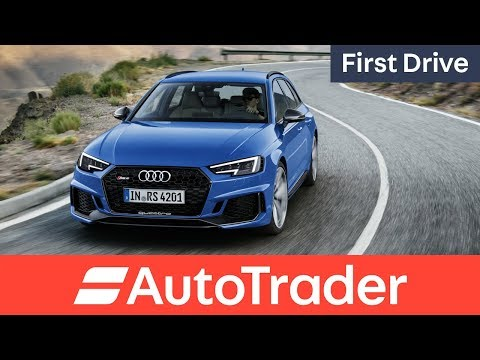 2018 Audi RS 4 Avant first drive review