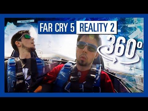 Far Cry 5 el Reality 2: EPISODIO 5 EN 360º - EL VUELO