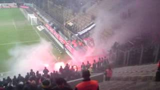 DYNAMO DRESDEN - 1.FC KÖLN (PYRO)