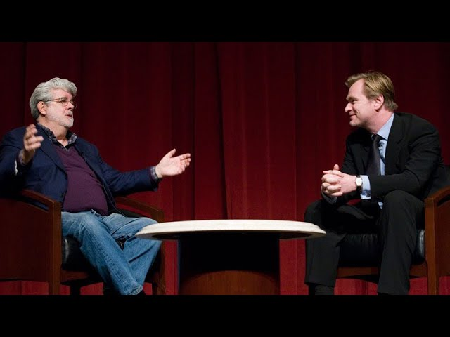 George Lucas discusses the impact of Star Wars with Christopher Nolan