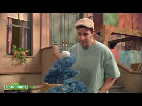 Sesame Street: Adam Sandler: Crunchy