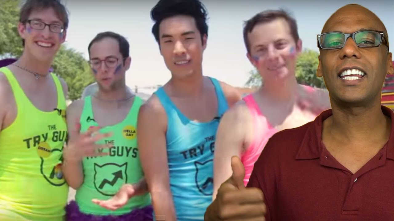 Straight guys go bisexual — 14