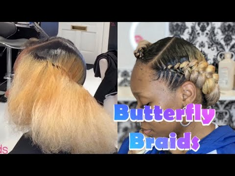How To: Butterfly Braids