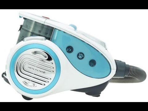 Hoover Idol A2 Cylinder Vacuum Cleaner Unboxing & First Look